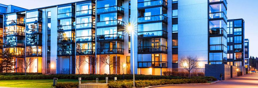 Achat de maisons et d'appartements neufs
