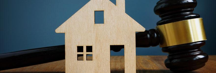 cote juridique  bien immobilier