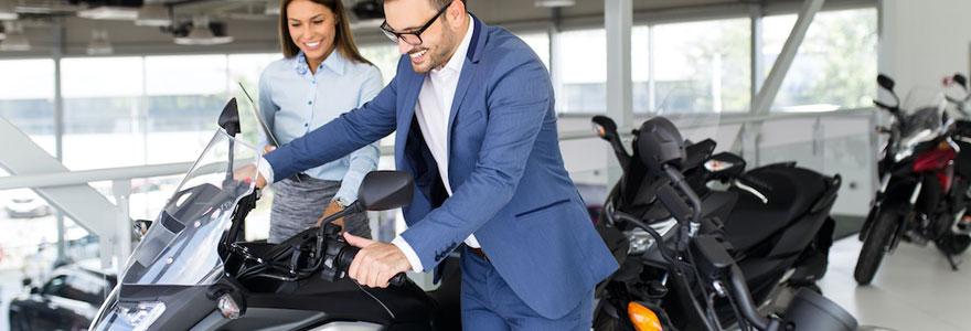Achat de scooter