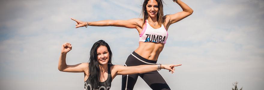 Danser Zumba
