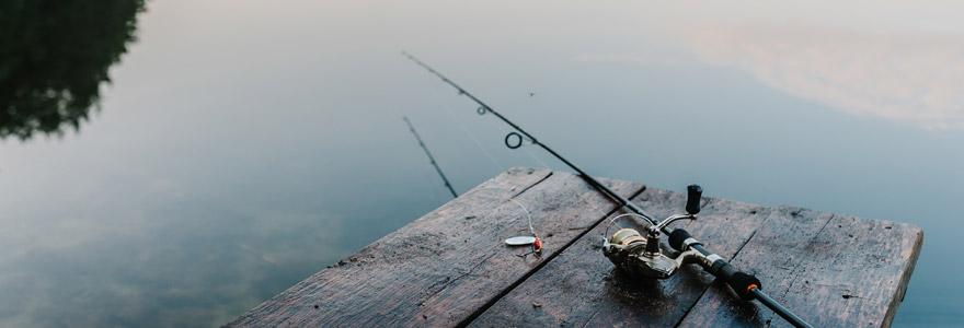 gites de pêche